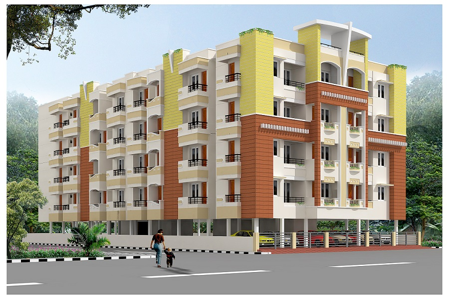 Emerald Enclave Pondy Property Developers Residential Apartments